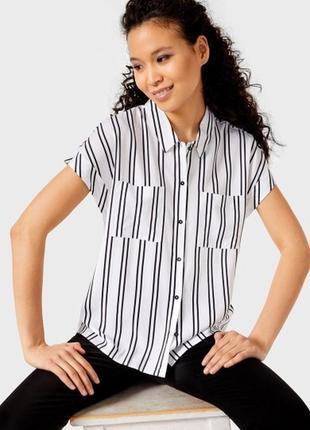 Блузка рубашка футболка ostin