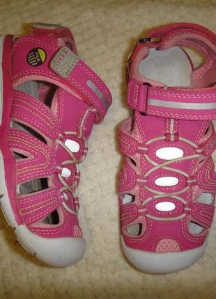 Легкие сандалии, босоножки fila