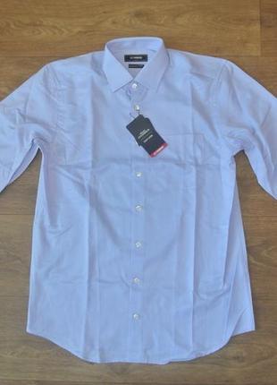 16-78 lc waikiki новая голубая мужская рубашка размер s турецкий бренд