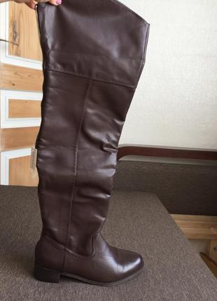 Сапоги високие ,чобітки жіночі 40 р,ботфорди
