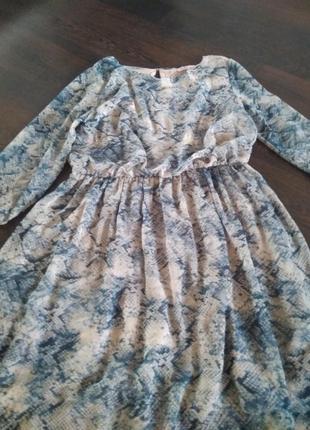 Платье anna field