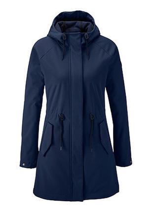 Высокотехнологичная куртка-плащ ecorepel®, мембрана 3000, tchibo, размер наш: 44 (38 евро)