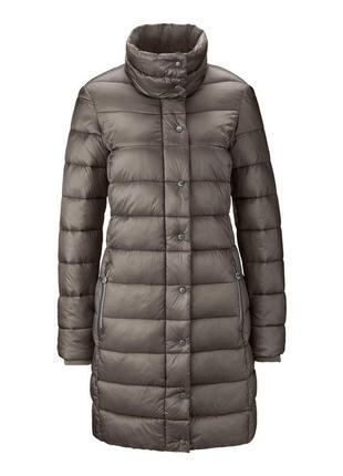 Стеганное пальто  54-56