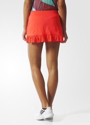 Спортивная юбка шорты adidas 2 in 1 размер m