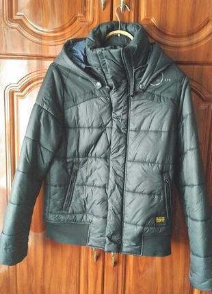 Куртка пуховик g-star raw