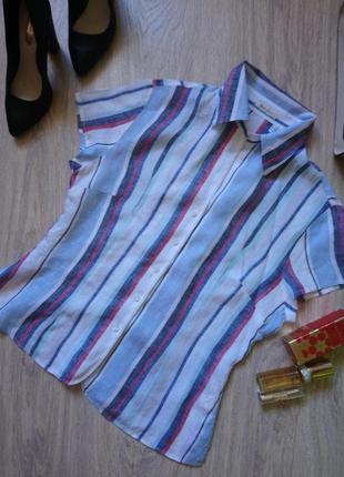 Лянна блуза -сорочка .