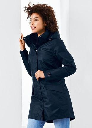 Всепогодное пальто-куртка 3 в 1,мембрана 3000, германия ( евро 40)
