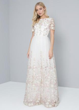 Дуже ніжне плаття chi chi london
