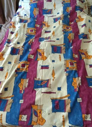 Комплект постельного пододеяльник простынь