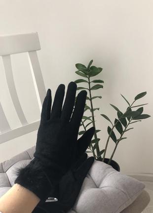 Новые изысканные перчатки