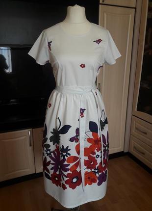 Летняя распродажа!!! очень красивое нежное платье