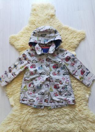 Курточка плащ на 2-3 года