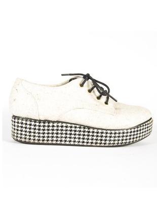 Серые лоферы, туфли на платформе, ботинки на платформе