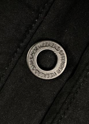 Шикарная мужская куртка бомбер weekend offender размер xl-xxl8 фото