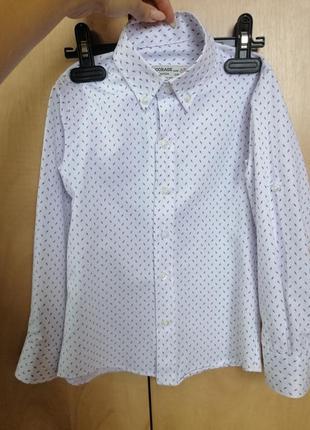 Рубашка хлопковая woorage