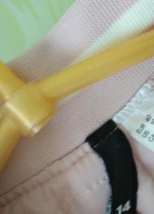 Куртка бомбер розовая пудра от h&m7 фото