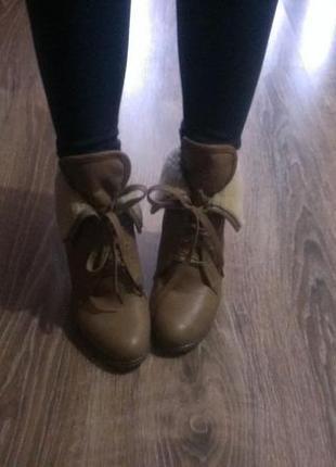 Продам женские ботинки 36 размера