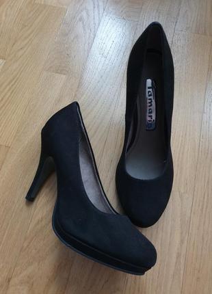 Идеальные фирменные туфли 37р.