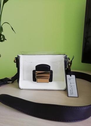 Стильна фірмова англійська сумочка кросбоді ben de lisi( debenhams)