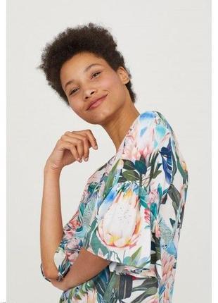 H & m платье с воланами4 фото