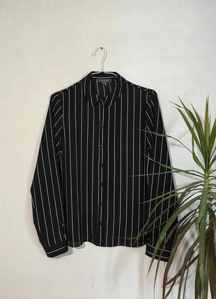Полосатая блуза primark размер м