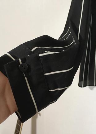 Полосатая блуза primark размер м4 фото