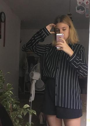 Полосатая блуза primark размер м5 фото