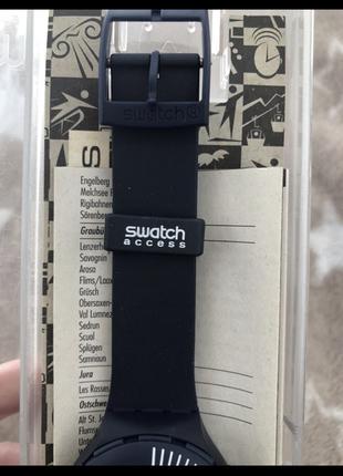 Оригінальний годинник swatch