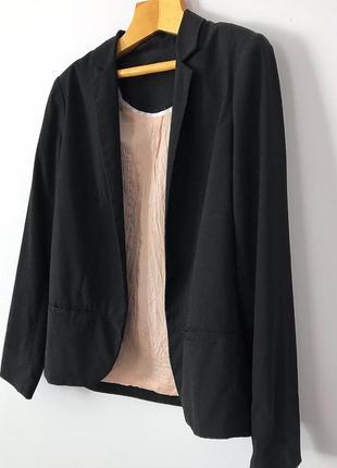 Распродажа! нереальный пиджак чёрный