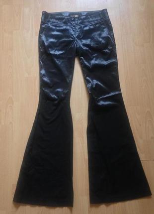 Вечерние брюки-клеша incity