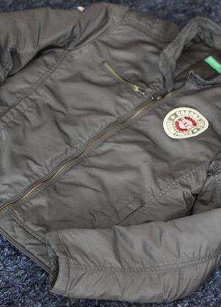 Куртка бомбер детская united colors of benetton