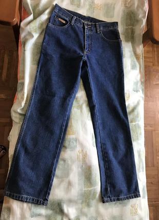 W32 l30 джинсы wrangler брюки
