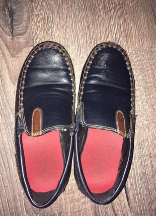 Туфли { мокасины} , размер 30