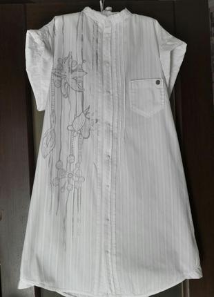 Платье рубашка . оригинал