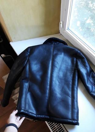Куртка косуха zara s5 фото