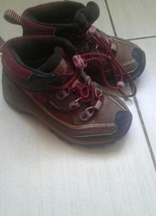 Ботинки для мальчика 25 размер