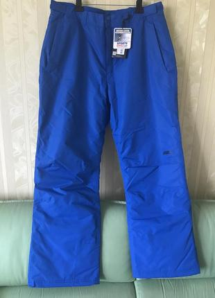 Лыжные штаны no fear англия размер 3хл