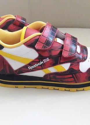 Кросівки оригінал reebok розмір 30-31(20см)