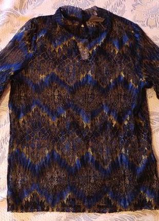 Кружевная блузка vero moda