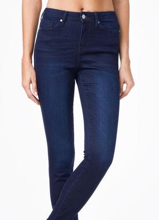 Стильные джинсы скини,размер l