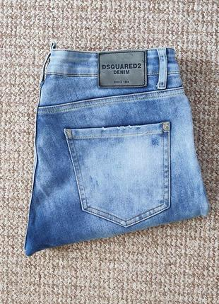 Dsquared2 cool guy jeans джинсы slim made in italy оригинал (w34) сост.идеал