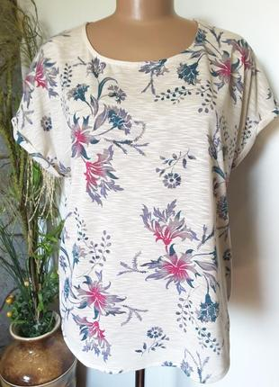 Блуза из текстурированного трикотажа