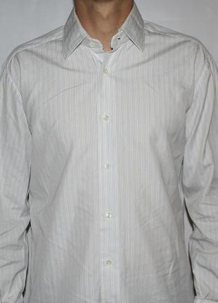Рубашка ermenegildo zegna оригинал классическая