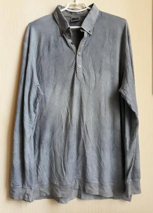 Трикотажная рубашка турция на рр 50-52