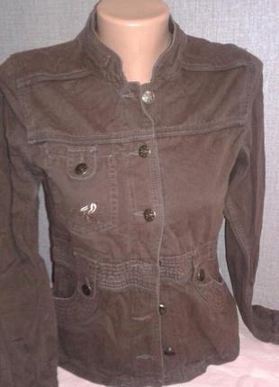 Приталенный пиджачек