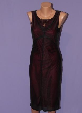 Стильное платье миди equation
