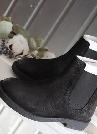 Новые ботинки zara girls