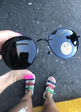 Очки круглые бренд