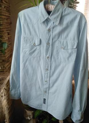 Стильная рубашка aertex