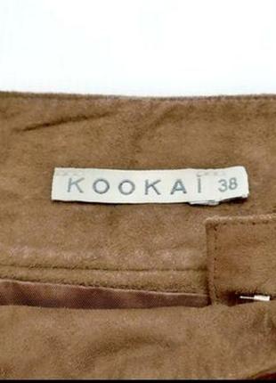 Замшевая юбка kokai4 фото